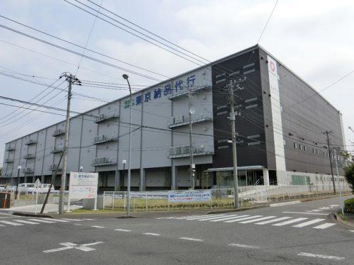 成田ファッションロジスティクスセンター