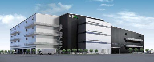 20160526glp1 500x203 - GLP/小牧に3.6万m2のマルチテナント型物流施設開発