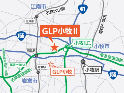 20160526glp4 500x376 - GLP/小牧に3.6万m2のマルチテナント型物流施設開発