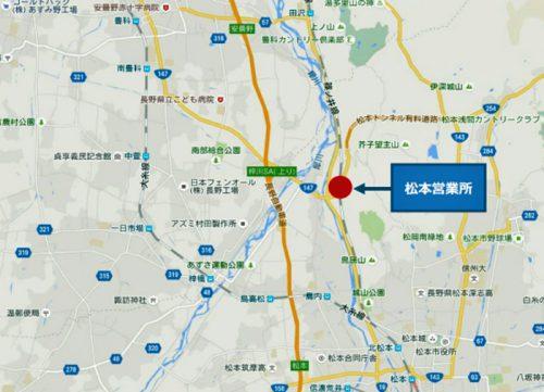 20160607nikkon3 500x361 - 日本梱包運輸倉庫/長野県松本市に倉庫竣工
