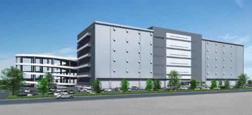 20160609glp 500x228 - GLP/神奈川県愛川町に8.9万m2の大型物流施設「GLP厚木II」、20日竣工