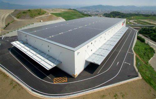 20160614mitsubishie 500x317 - 三菱電機/和歌山県に2.9万m2の物流センター稼働