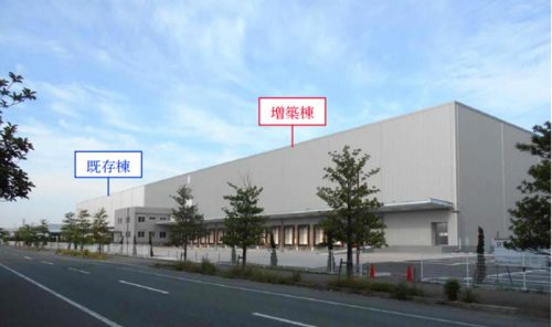 20160615daiwareet 500x296 - 大和ハウスリート/佐賀県の物流施設の増築棟、26億円で取得完了