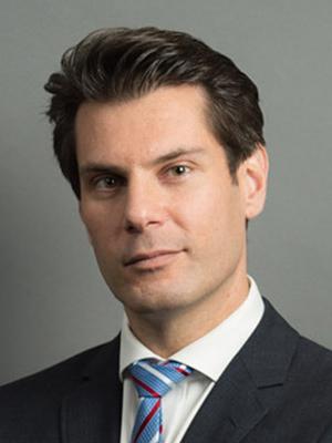 ポール・マクギャリー CEO