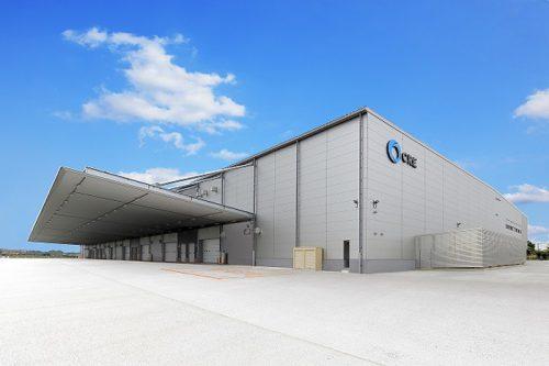 20160719cre1 500x333 - CRE/埼玉県羽生市に3.8万m2の物流施設竣工