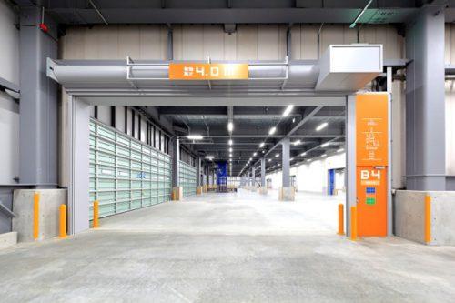 20160719cre2 500x333 - CRE/埼玉県羽生市に3.8万m2の物流施設竣工