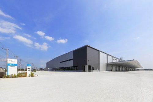 20160719cre5 500x333 - CRE/埼玉県羽生市に3.8万m2の物流施設竣工