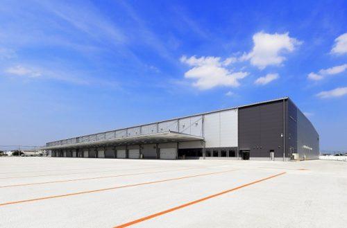 20160719cre6 500x329 - CRE/埼玉県羽生市に3.8万m2の物流施設竣工