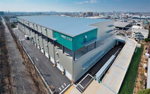 20160725prologi 500x313 - プロロジス/3PL企業と習志野の物流施設で約2.7万m2の賃貸契約