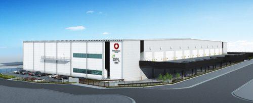 20160727daiwah2 500x204 - 大和ハウス/静岡県に3万m2のマルチテナント型物流施設を着工
