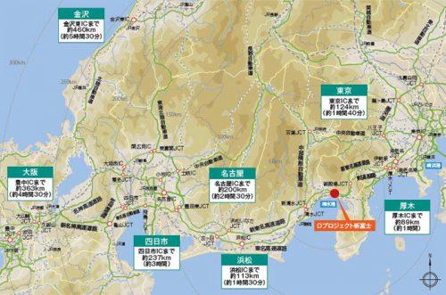 20160727daiwah3 500x331 - 大和ハウス/静岡県に3万m2のマルチテナント型物流施設を着工