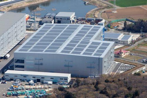 20160801itochu2 500x334 - 伊藤忠商事/大型マルチテナント型物流施設2棟竣工、開発強化