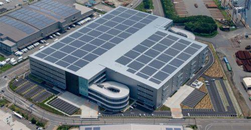 20160801orix 500x260 - オリックス/大型物流施設の屋根賃借し、太陽光発電事業開始
