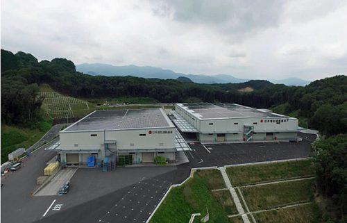 20160804nikkon1 500x321 - 日本梱包運輸倉庫/埼玉県小川町に1.8万m2の倉庫竣工