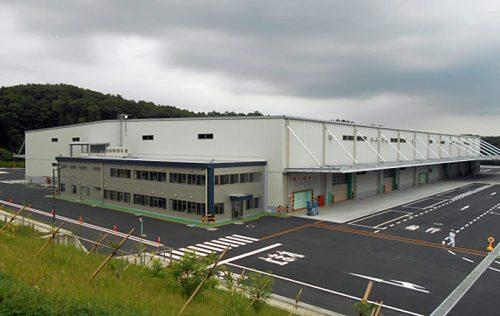 20160804nikkon2 500x316 - 日本梱包運輸倉庫/埼玉県小川町に1.8万m2の倉庫竣工