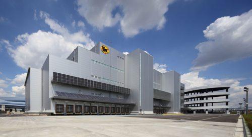 20160908yamato2 500x273 - ヤマトHD/中部ゲートウェイ竣工、関東・中部間の宅急便当日配達が可能に