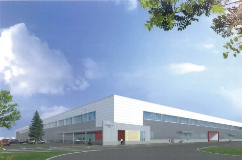 20160916daiwah1 500x331 - 大和ハウス工業/札幌に6.5万m2のマルチテナント型物流施設着工
