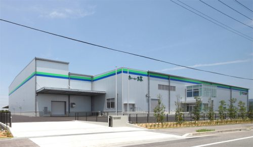20160929itoen 500x290 - 伊藤園/神戸テクノ・ロジスティックパークに新工場稼働