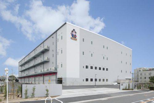 20161005lassal1 500x337 - ラサール/マツキヨの物流事業で丸和運輸機関専用の物流施設竣工