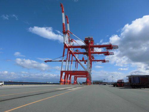 20161006mitsuiz 500x375 - 三井造船/名古屋港埠頭からコンテナクレーン1基を受注