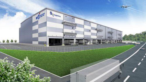 20161024sgg 500x281 - 佐川グローバル/3.2万m2の物流センターを福岡県に開設