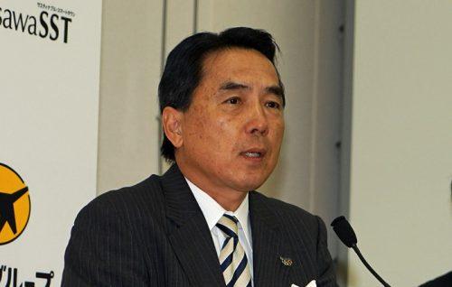 FSST協議会の井戸正弘代表幹事