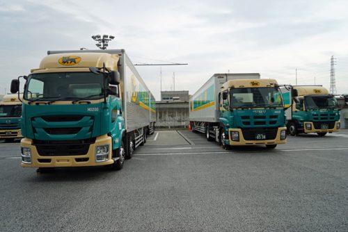 20161108yamato1 500x334 - ヤマト運輸/新規格のバン型トレーラ導入、積載量最大23%アップ