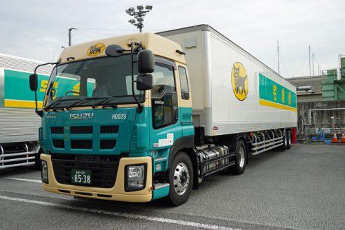 20161108yamato4 500x334 - ヤマト運輸/新規格のバン型トレーラ導入、積載量最大23%アップ