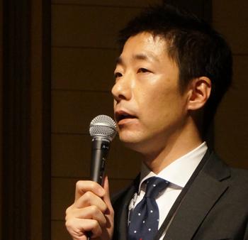 プロロジス 開発部の高橋 健太ディレクター