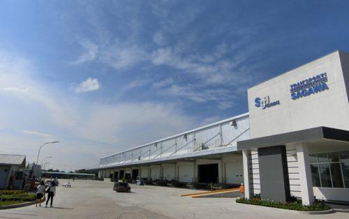 20161117sagawa1 500x314 - SGホールディングス/ベトナム・ドンナイ省に大型物流施設を竣工