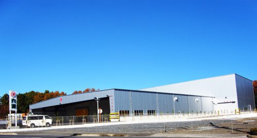 20161121maruun 500x269 - 丸運/栃木県真岡市に物流センター開設
