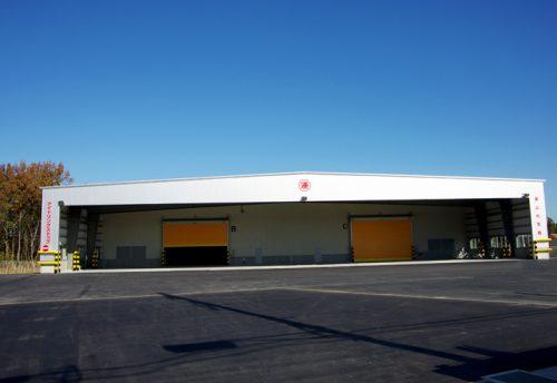 20161121maruun2 500x344 - 丸運/栃木県真岡市に物流センター開設