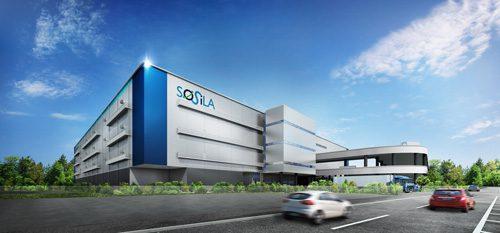 「SOSiLA横浜港北」完成予想図