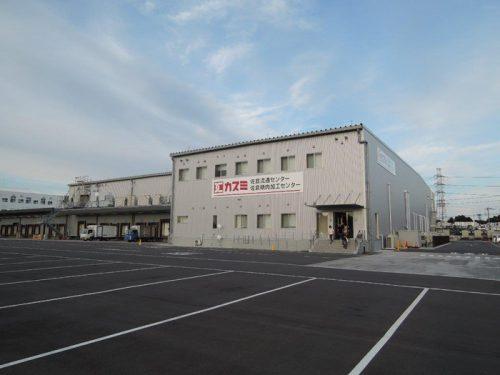 カスミ プロジェクトマネジメントを行ったカスミ佐倉精肉加工センター