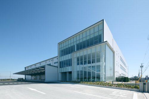 トムス プロジェクトマネジメントを行ったトムス岐阜オペレーションセンター