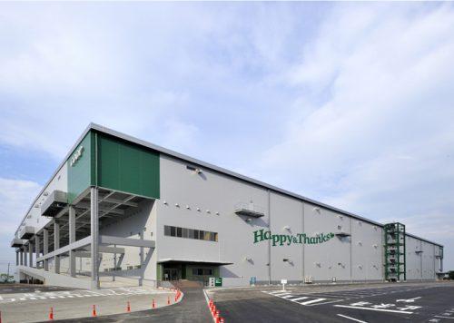 みやぎ生協 富谷III 設計・監理を行ったプロロジスパーク富谷III/コープ東北ドライ総合物流センター