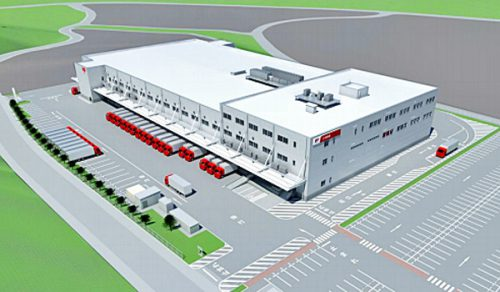 20161122jp 500x292 - 日本郵便/広島に2.4万m2の大型郵便局、来春開局