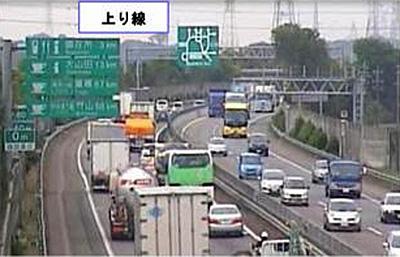 20161124nexconaka2 - 東名阪道/渋滞緩和対策に着手、3車線(暫定)運用区間を延伸