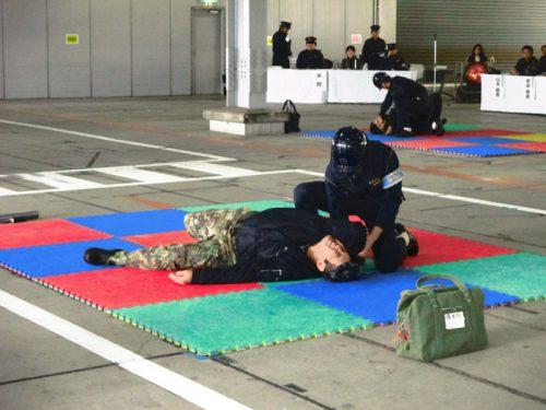救急蘇生法訓練