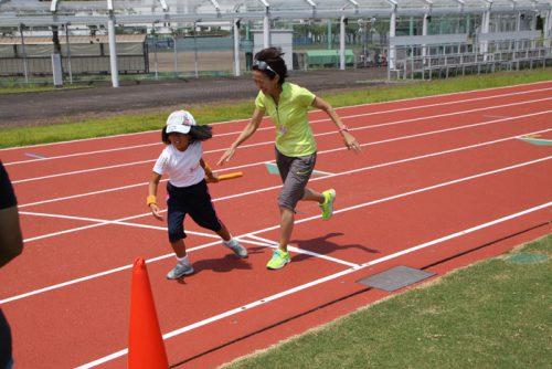 小学生対象のスポーツ体験イベントへの協賛
