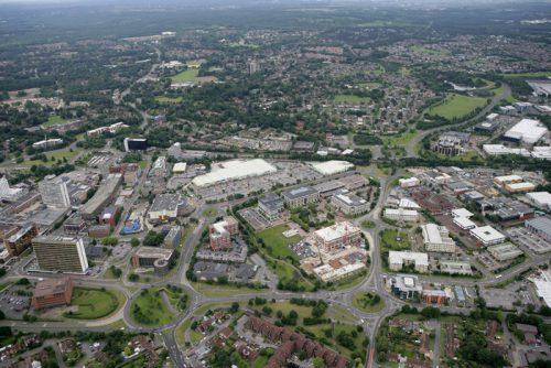 グッドマンが開発したイギリスのビジネスパーク