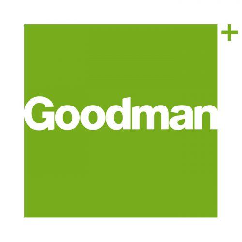 グッドマンのロゴマーク
