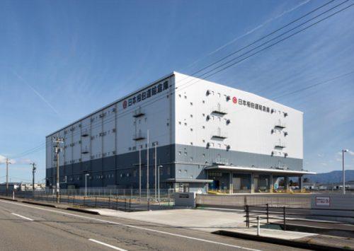 20161206nikkon1 500x355 - 日本梱包運輸倉庫/石川県に延床2.5万m2の倉庫竣工