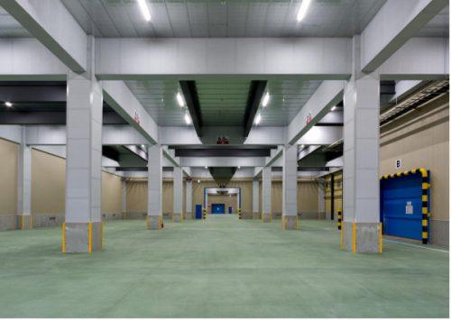 20161206nikkon2 500x355 - 日本梱包運輸倉庫/石川県に延床2.5万m2の倉庫竣工