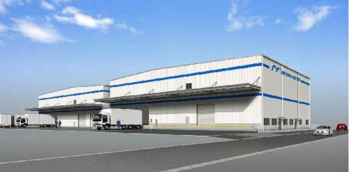 20161207loginet1 500x247 - ロジネットジャパン/小牧市に中部物流センター建設