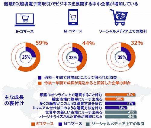 成長するデジタルエコノミー(日本)