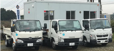 20161212orixmotorcar - オリックス自動車/熊本県内でトラックレンタル営業所を開設