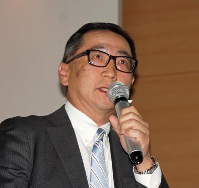 アスクルのECR本部本部長、川村勝宏執行役員