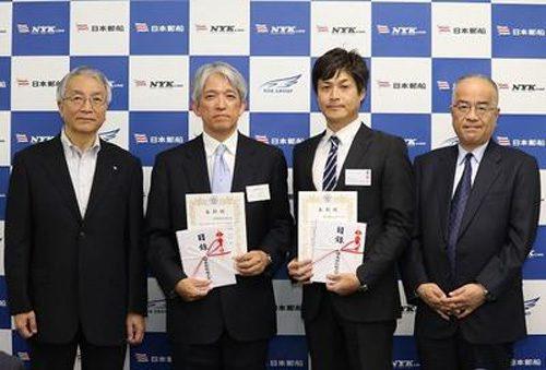 20161214nyk 500x339 - 日本郵船/グループ環境経営連絡会