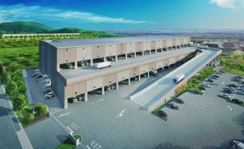 20161214orix1 500x306 - オリックス/2月竣工予定の春日井市の物流施設、1月12・13日内覧会